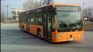 Mercedes Conecto 9087 линия 9