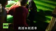 Taiwan: Over 500 injured in water park blaze near Taipei