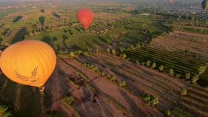 """Мианмар - поглед от високо (""""Без багаж"""" еп.183 трейлър)."""