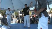 Champion Eyes Yamashita Shorin Ryu Karate Festival Sensei Armando Anselmo