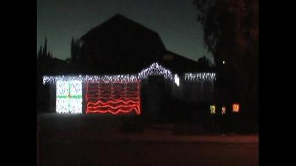 Невероятно украшение за Коледа
