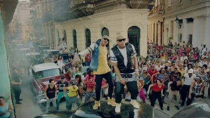 Премиера! 2015 | Gente De Zona ft. Marc Anthony - La Gozadera ( Официално Видео )