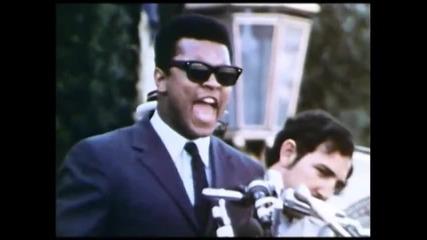 Мохамед Али - реч за расата и брака (1968)