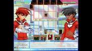 Yu - Gi - Oh Online Cannon40 Vs Bulletman Duel 2 Part 1
