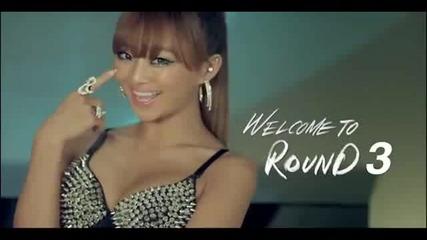 Секси реклама Hyorin round 3 Cf for soju