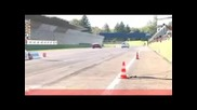 Renault R5 vs Ferrari F430