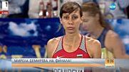 НА ФИНАЛА: Мирела Демирева се готви да скача за медал