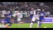 Великолепен гол на Пол Погба (ювентус - Сампдория 4-2)