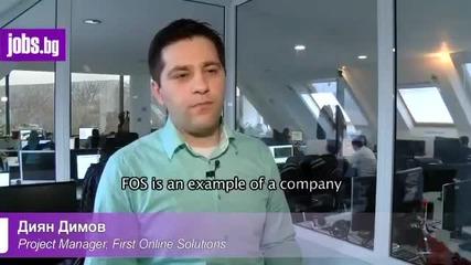 Работа във Варна от First Online Solutions България