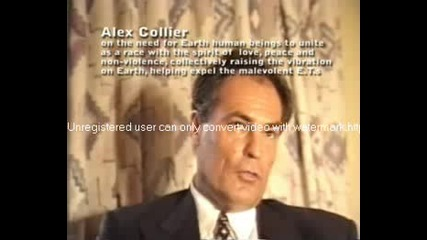 Ufo Alex Collier - Reptilian Rulers 6 Of 12