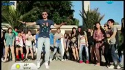 2012 Ангел и Моисей ft. Криско - Кой ден станахме (official Video)