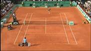 Roland Garros 2009 : Федерер - Дел Потро | част 1/2