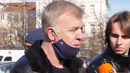 """Наско Сираков коментира концесията на """"Герена"""""""