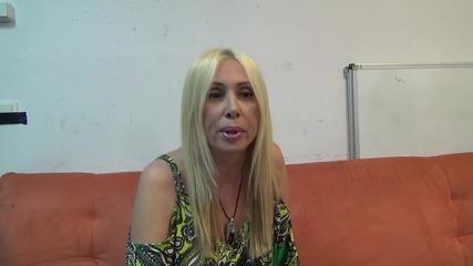 Кристина Димитрова за Орлин Горанов - Извън новините с Ани Салич
