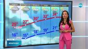 Прогноза за времето (19.06.2021 - централна емисия)