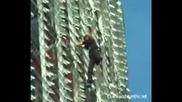 Alain Robert, Изкачване На Torre Agbar