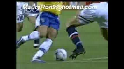 Ronaldo - Финтове