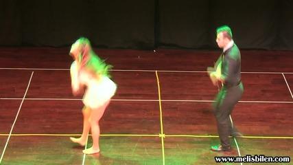 Melis Bilen & Poyraz Damarli Dance Show