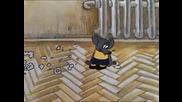 Руска анимация. Кот Леопольд. Телевизор кота Леопольда Hq
