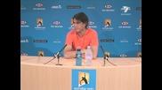Australian Open 2010 : Ден 5 | Дневна сесия