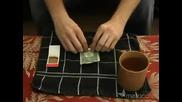 Неверятен трик - банкнота от 1 $става 100 $