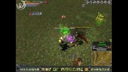 Hero Online Boss killing & PvP