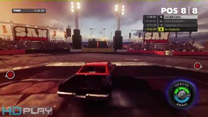 Dirt Showdown - Gameplay Part 3 [hard Target]