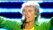 Rod Stewart - First Cut Is The Deepest (live at Royal Albert Hall 2004)