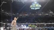 Wrestlemania 29 John Cena Vs The Rock Custom Promo