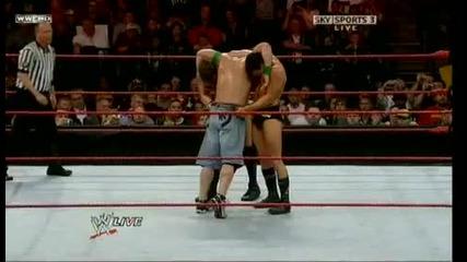 John Cena Double Suplex
