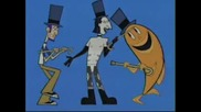 Marilyn Manson On Clone High