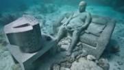 9 мистериозни неща, открити под вода, от които ще се изненадате!
