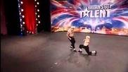 Britains Got Talent - Пълни Богове