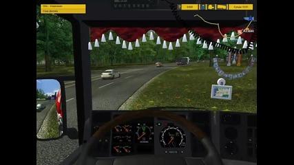 Euro Truck Simulator - Scania 114l 380