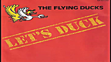 The Flying Ducks - Let`s Duck 1984(super rare electro song)