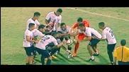 Играч от Венецуела задържа по магически начин топката във въздуха
