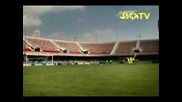 Ronaldinho Vs. C.ronaldo Freestyle