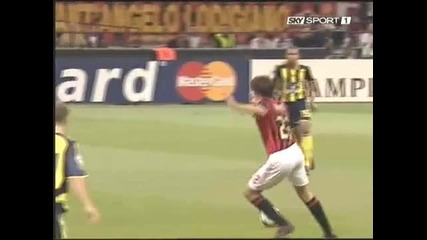 Kaka Goals vs Fenerbachce - Cl 2005/06