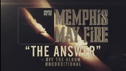 Memphis May Fire - The Answer # Audio #