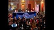 Music Idol 2 - Люси Дяковска Се Кара На