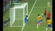Бразилия 0:0 Мексико (бг аудио) обширно Мондиал 2014