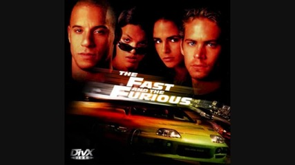 The Fast and Furious - The Team Arrives