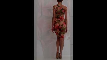 bote - Къса рокля Аси