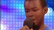 9-годишно момче ще ви изуми с гласа си! Malaki Paul Uncut + превод