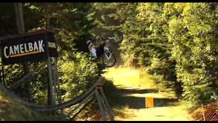Mountain Bike - Crankworx 2008