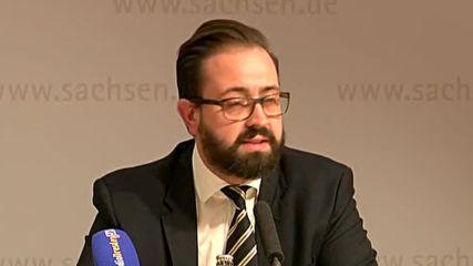Germany: Terror suspect al-Bakr strangled himself using his shirt - Saxon officials