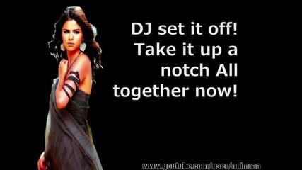 Shake It Up - Selena Gomez The Scene