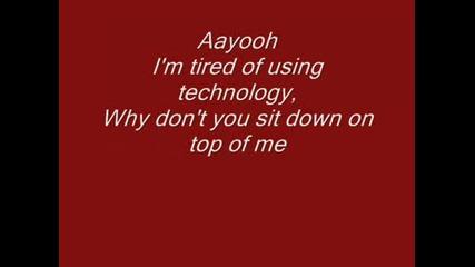 Katherine - ~ayo Technology текст