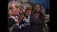 Miiley inn Oprahs showw (( sън ))