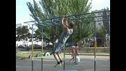 Street Fitness 3 част